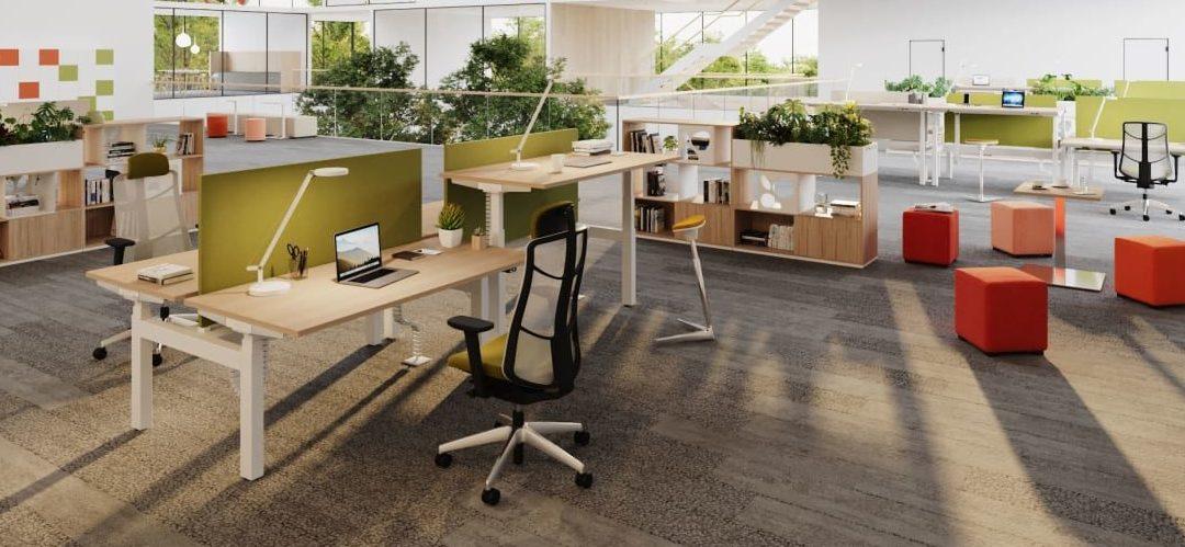 4 raisons d'avoir un bureau assis-debout